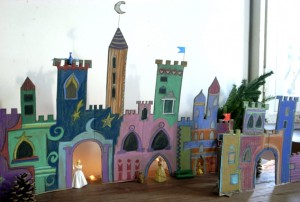 Castillo 02 / Castle 02 / Schloss 02
