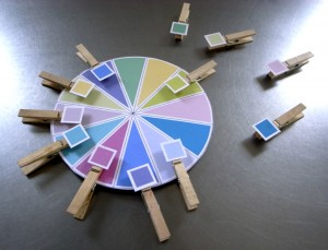Colores / Colors / Farben