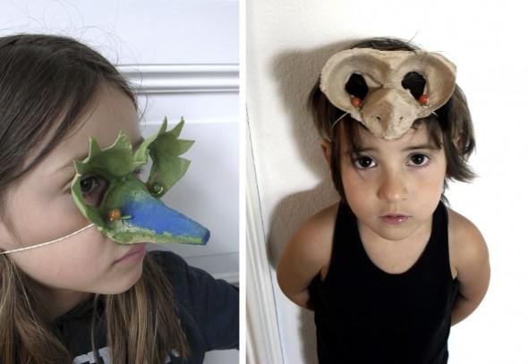 Maske / Mascara / Mask