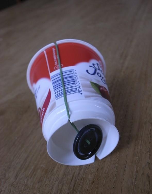 Yogurt tambor / Yoghurt drum / Yoghurt Trommel