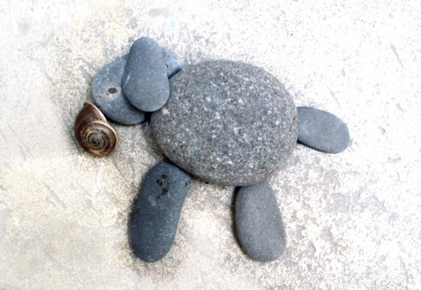 Animales de piedras / Rock animals / Steintiere