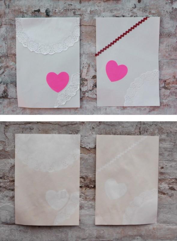 Papel de carta / Letter paper / Briefpapier