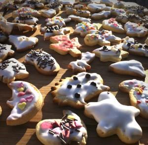 Galletas / Cookies / Kekse
