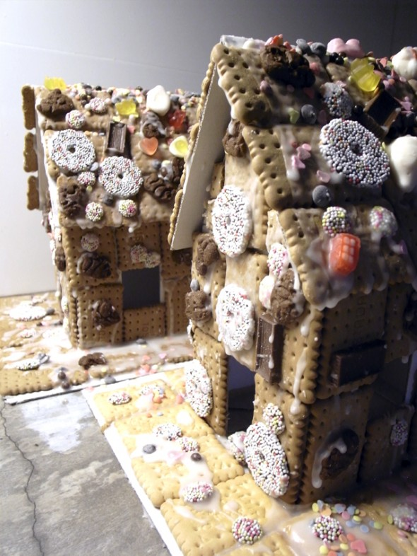 Casita de bruja 02 / Witch house / Hexenhaus