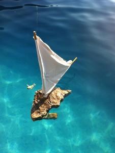 Barco de Antón / Anton`s boat / Antons Boot