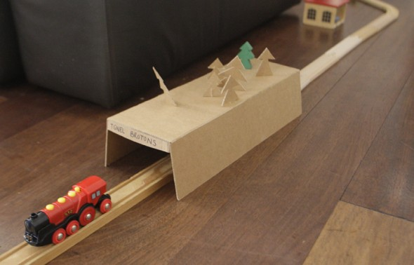train tren zug - Dekoration Tren