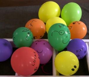 Globos /Balloons /Luftballons