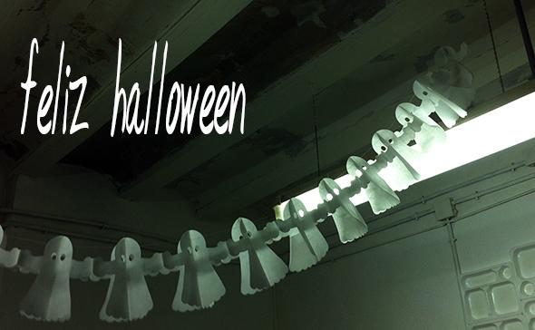 Feliz Halloween / Happy Halloween / Schönes Halloween