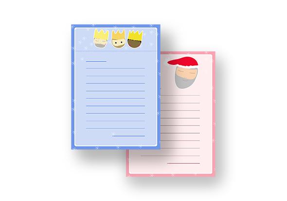 Lista de deseos / Wishlist / Wunschliste