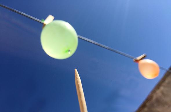 wasserbomben spiel sommer kinder kids game baloon summer juego globos agua verano