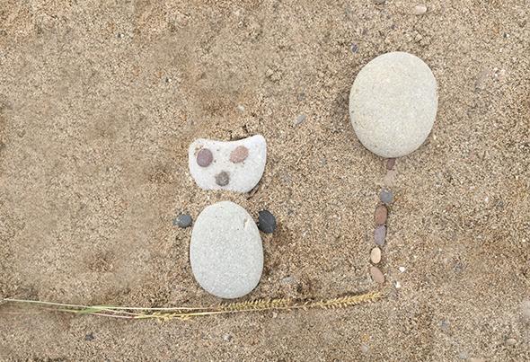 Piedras / Rocks / Steine