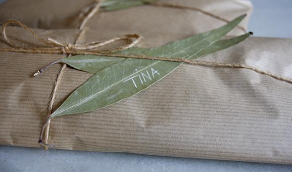 Etiquetas regalos / Present tags / Geschenk-Tags