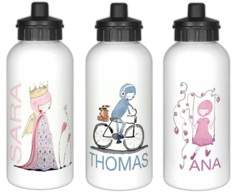 Water bottles / Cantimploras / Trinkflaschen