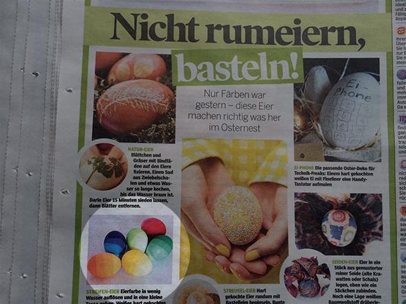 Periódico / Newspaper / Zeitung
