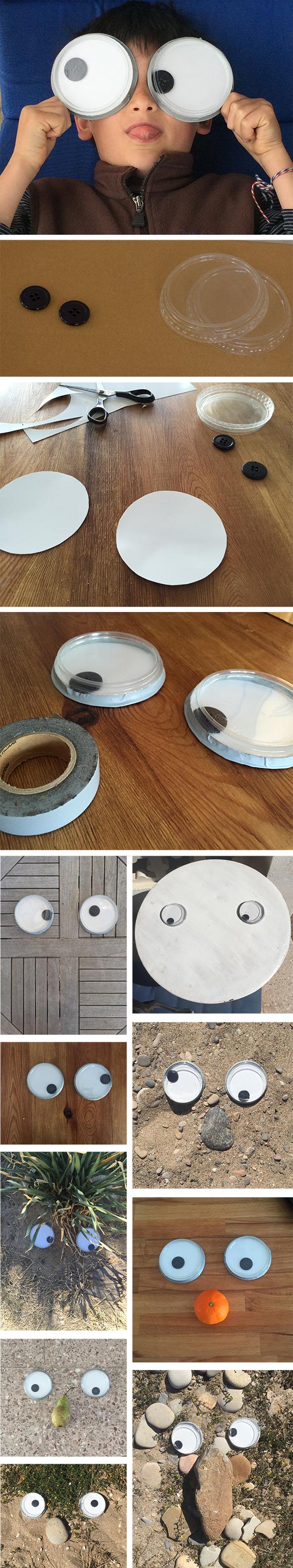 wackelaugen movingeyes ojo manualidad craft basteln kinder niños kids children