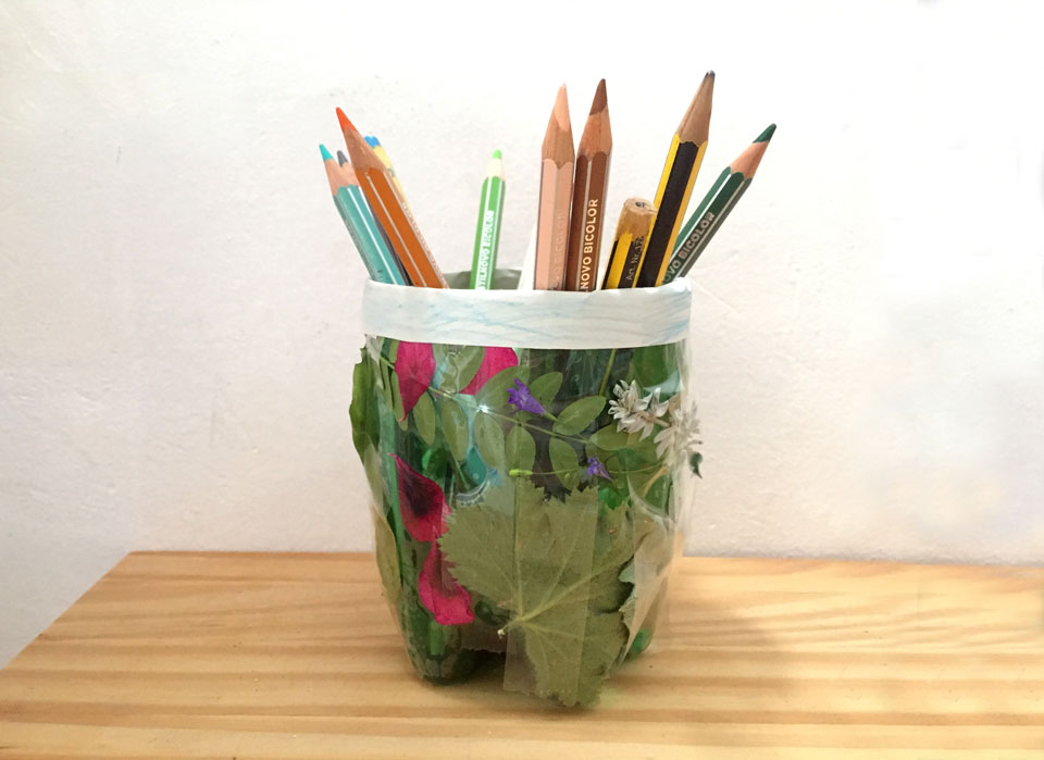 Stifthalter / Portalápiz / Pencilholder