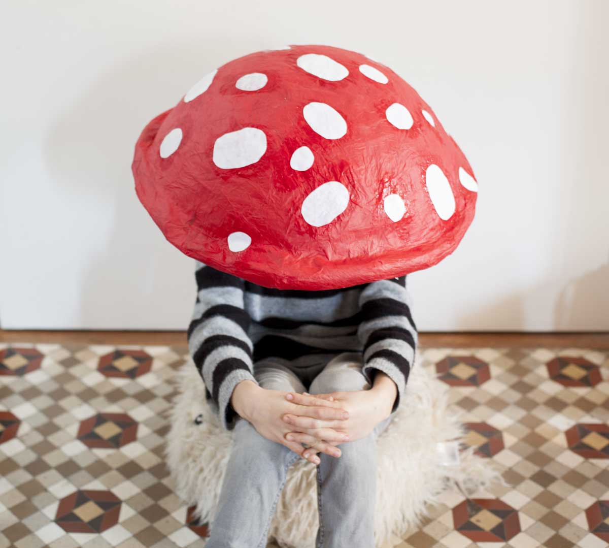 carneval-karneval-carnestoltes-pilz-verkleidung-disfraz-seta-mushroom-costume-selfmade-diy