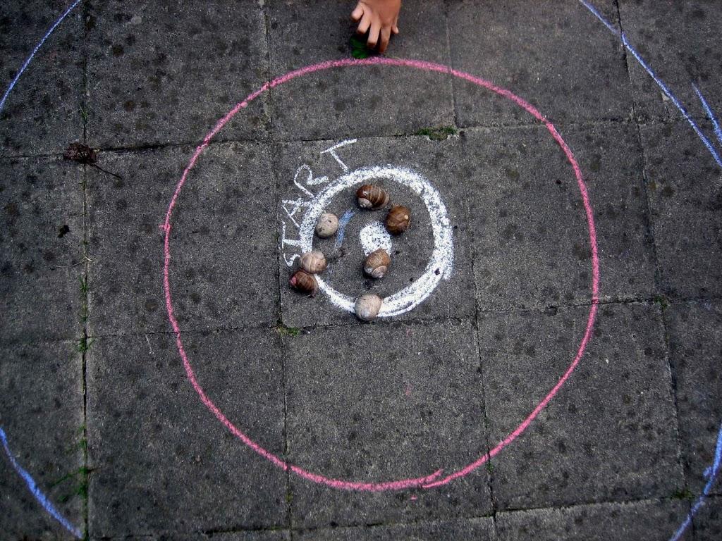 kids kinder manualidad craft basteln caragol schnecke snail