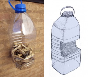 PET Flasche / Botella PET / PET Bottle