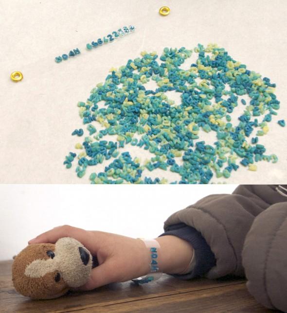 Bracelet / Pulsera / Armband