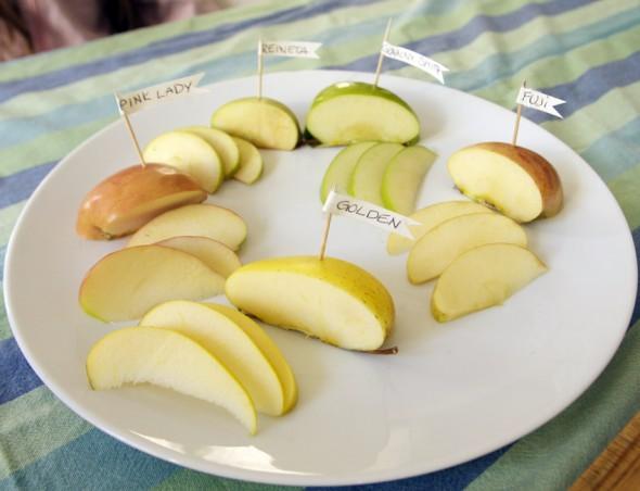 appel game taste fun kids apfel geschmack spiel kinder spaß niños manzana gusto juego divertido