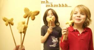 Galletas de primavera / Spring cookies / Frühlingskekse