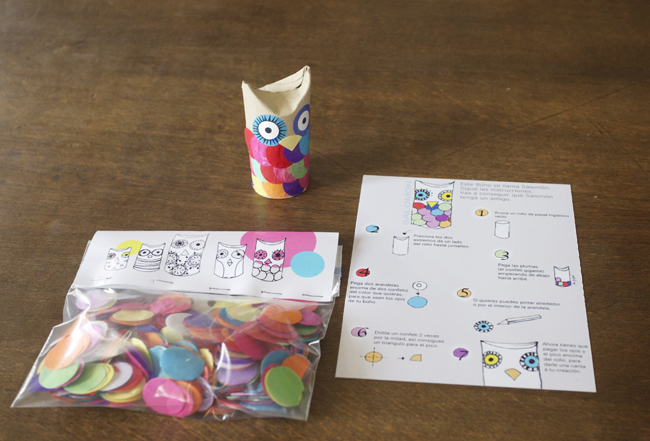 Craft Manualidad Basteln Kinder Kids Ninos Reciclar Recycling Facil