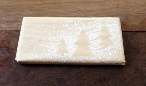 easy packaging present christmas einfach Verpackung Geschenk Weihnachten embalaje fácil regalo de navidad 2