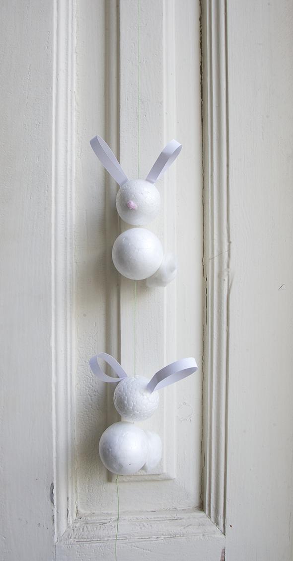 Kaninchen Girnalde / Guirnalda de Conejo / Rabbit guirnalda
