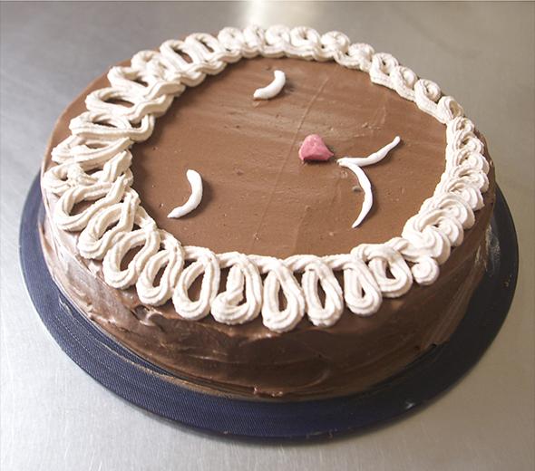 tarta cake torte kuchen leon lion löwe 2
