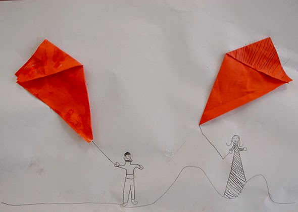 Cometa / Kite / Drachen