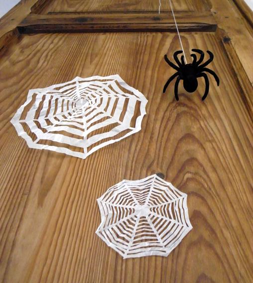 Telaraña / Spider web / Spinnennetz