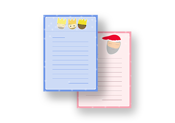 Wishlist / Lista de deseos / Wunschliste