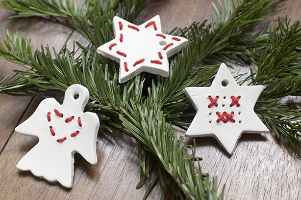 Weihnachtsschmuck  / Adornos de navidad / Christmas ornaments