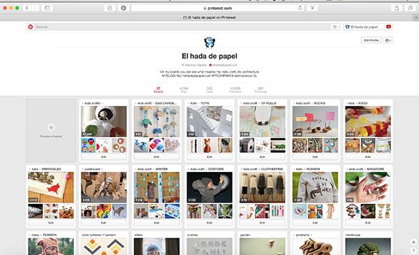 10.000 Pinterest