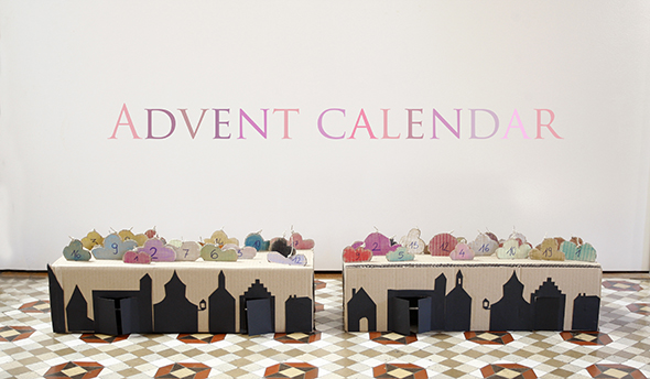 CALENDARIO ADVIENTO / ADVENT CALENDARS / ADVENTKALENDER
