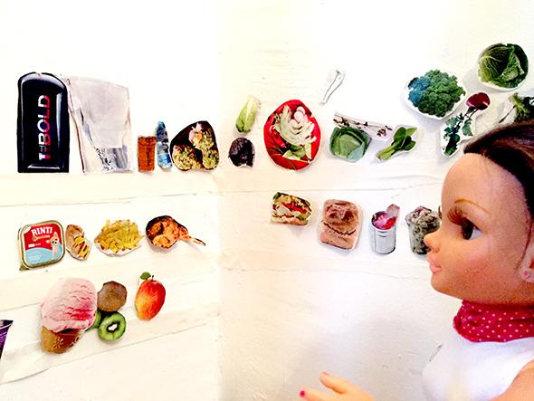 Doll kitchen / Cocina de muñecas / Puppenküche