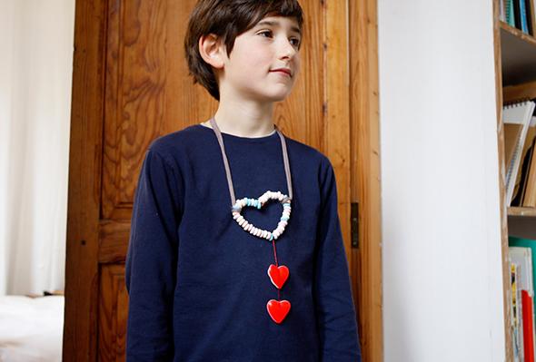 Herz Schmuck / Joya de corazón / Heart Jewel