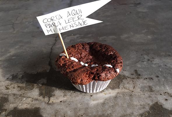 Madalena de San Valentin / Valentines Muffin / Valentinstags Muffin