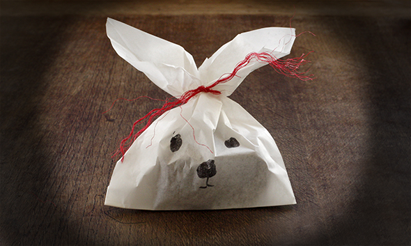 hasentüte  esater ostern pascua bolsa papel conejo bunny paperbag