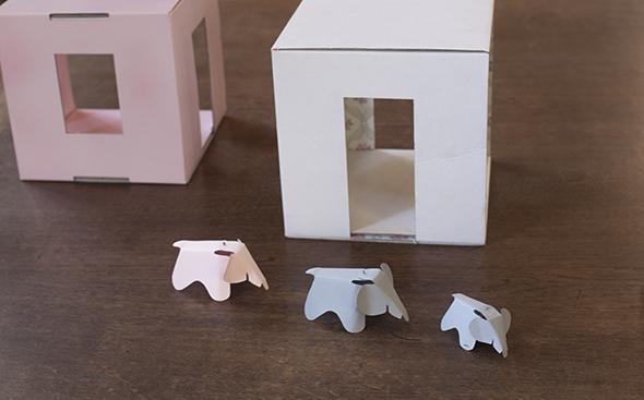 eames arquitecto architekt arquitecto juguete elefante elefant printable vitra papel imprimible paper papier toy spielzeug design diseo kids kinder niños miniatura
