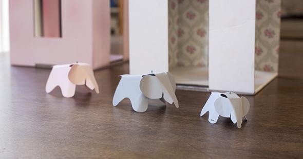 eames arquitecto architekt arquitecto juguete elefante elefant printable vitra papel imprimible paper papier toy spielzeug design diseo kids kinder niños playmobil