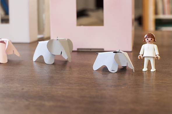 Eames Elephant / Eames Elefante / Eames Elefant