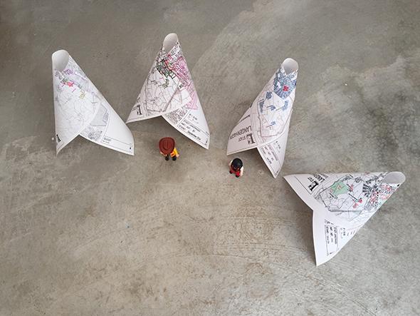 Papier Tipi / Tipi de papel / Paper Tipi