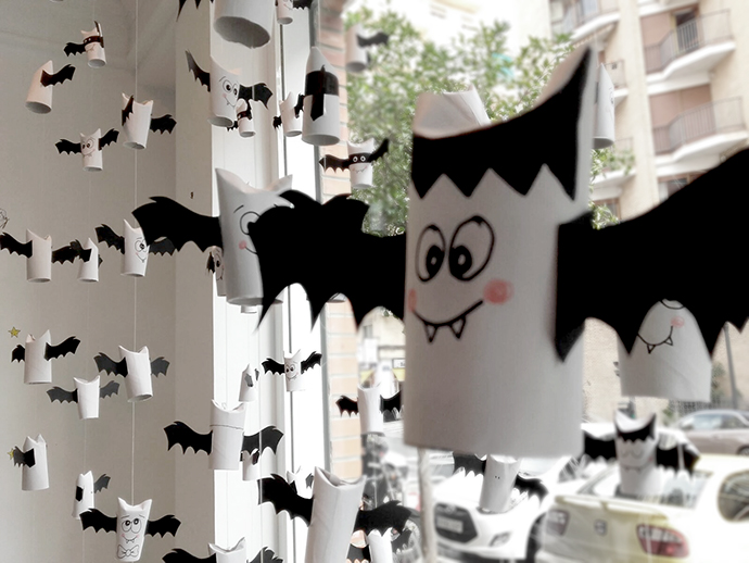 Bats /  Murciélagos / Fledermäuse