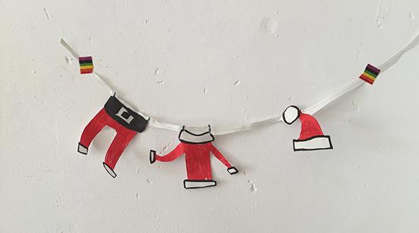 Weihnachtsmann / Papa noel / Santa Claus