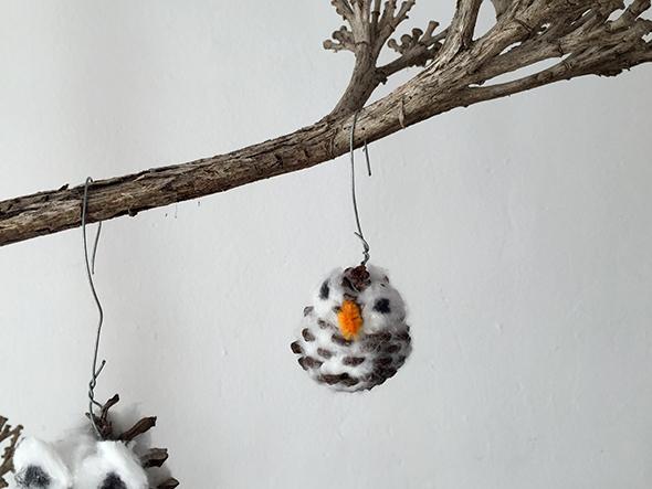 tannenzapfen-eule-watte-kinder-basteln-weihnachten