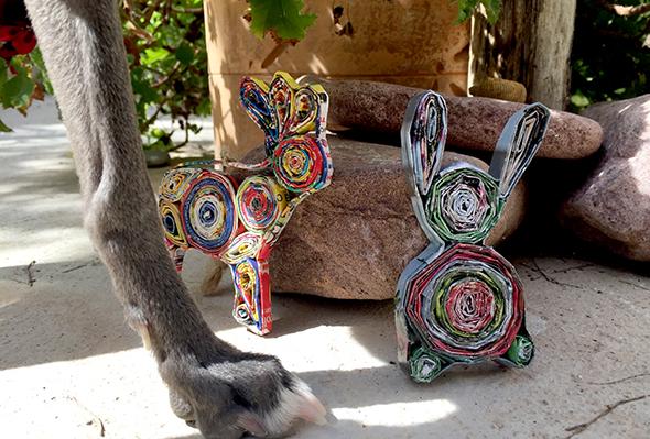 Bunny / Conejo / Häschen