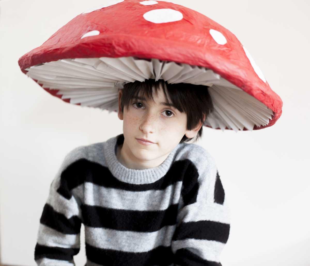 manualidad-pilz-verkleidung-disfraz-seta-mushroom-costume-selfmade-diy
