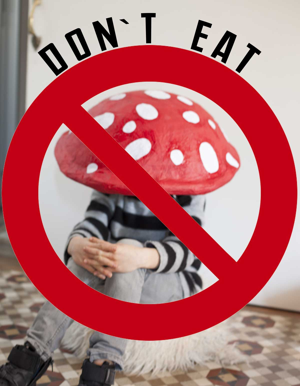 pilz-verkleidung-disfraz-seta-mushroom-costume-selfmade-diy